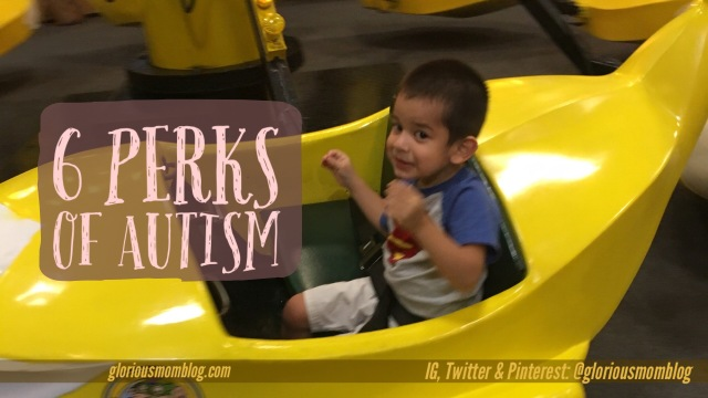 6 perks of autism: the funny and sweet side of Autism Spectrum Disorder.