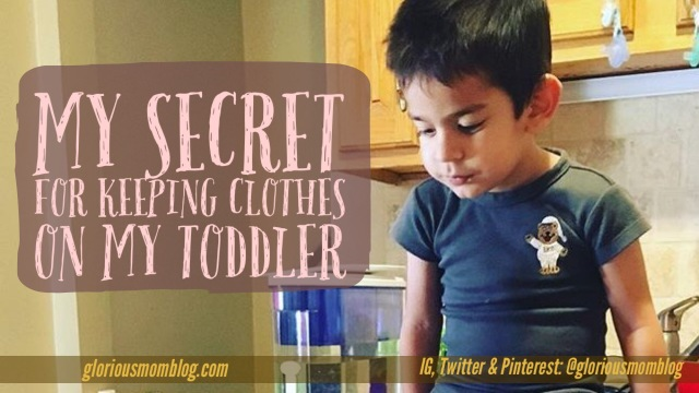 My secret for keeping clothes on my toddler: check out the truly inescapable pajamas I discovered.